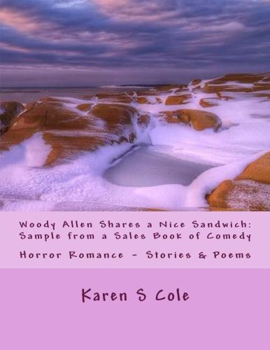 Woody Allen Shares a Nice Sandwich