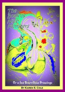 The Book of Nice Monsters ebook cover