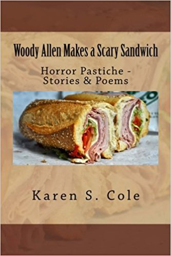 Woody Allen Makes a Scary Sandwich cover