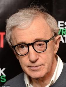 Woody Allen at 79